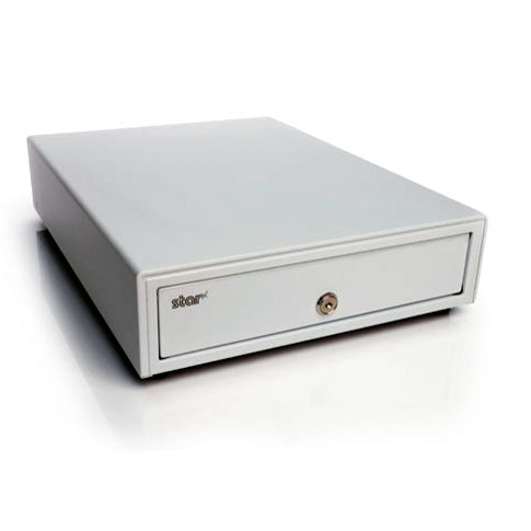 White Square cash drawer