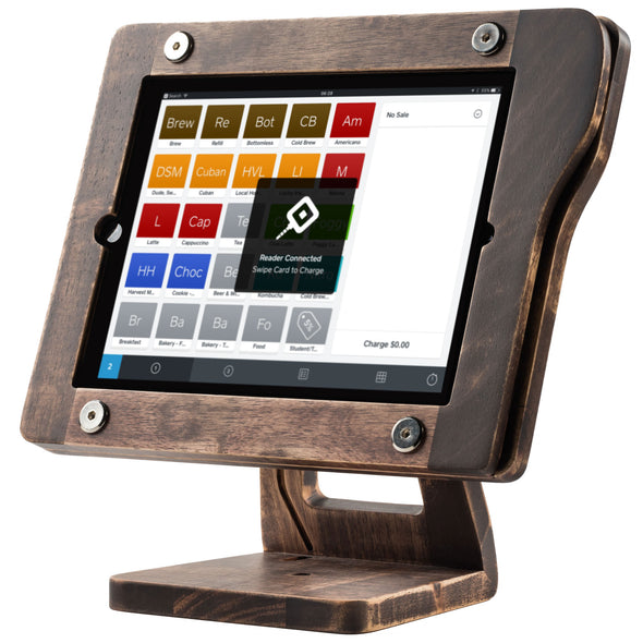Shop Wood iPad Stand