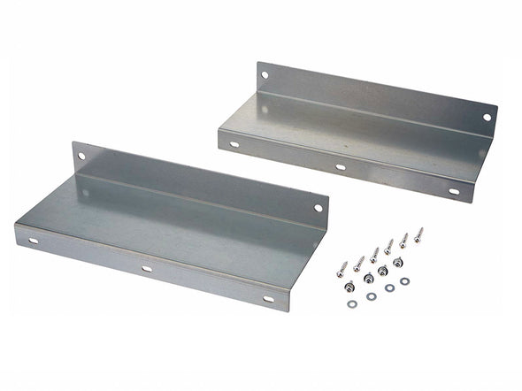 Cash drawer mounting bracket