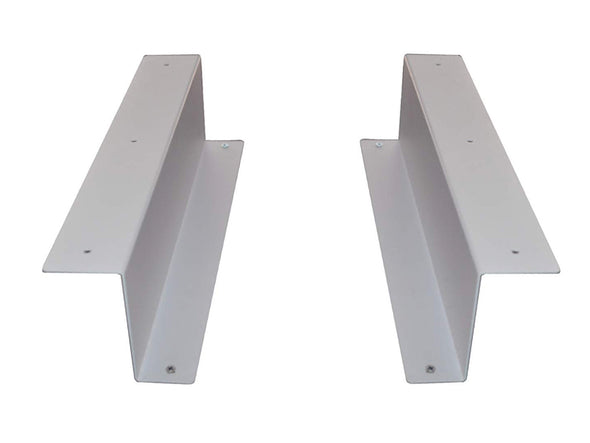 Under Counter Mounting Brackets