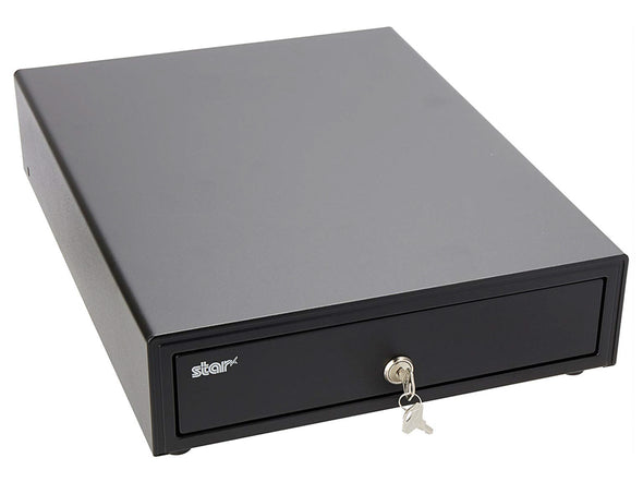 Black POS register drawer