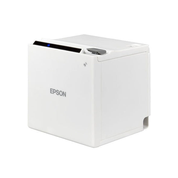 Angle of white Epson Receipt Printer