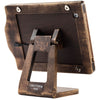 iPad Mini stand wood