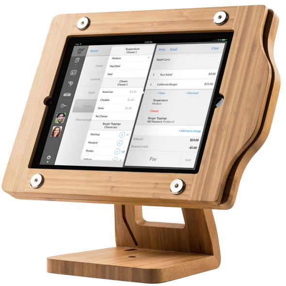 designer iPad stands