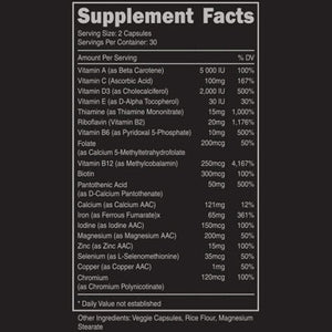 DAS Labs - Stag (Men's Multivitamin) - 732Supplements.com