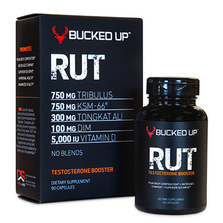 Image of DAS Labs - RUT Testosterone Booster - 732Supplements.com