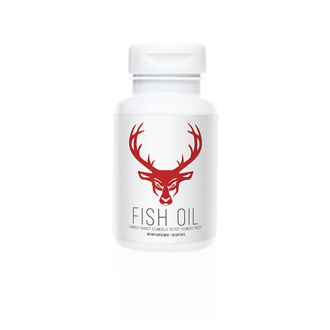 DAS Labs - Fish Oil (60 Softgels) - 732Supplements.com