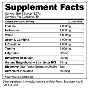 DAS Labs - Racked BCAAs - 732Supplements.com