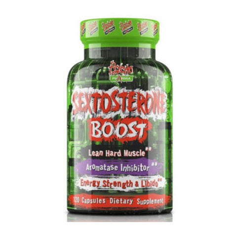 Psycho Pharma - Sextosterone Boost - 732Supplements.com