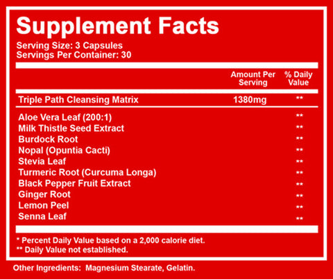 Image of NTel Nutra - 3Tox - 732Supplements.com