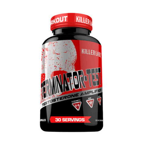 Killer Labz - Terminator-Test - 732Supplements.com