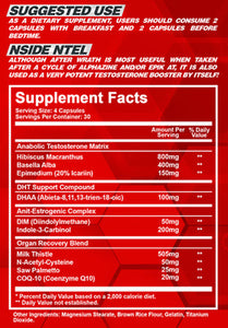 NTel Nutra - AfterWrath - 732Supplements.com