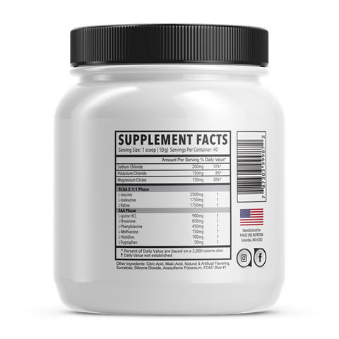 Phase One Nutrition – Amino-Phase - 732Supplements.com