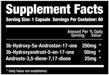 Phase One Nutrition – AndroMass - On Back Order - 732Supplements.com