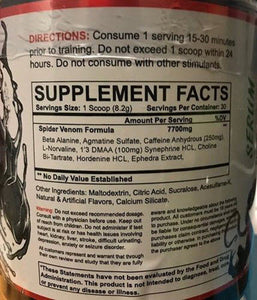 Anti-Hero Labs - Venom - 732Supplements.com