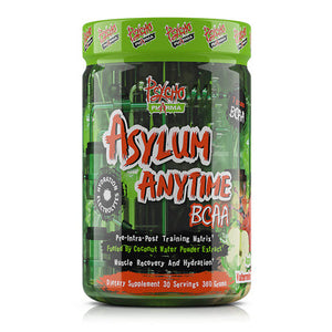 Psycho Pharma - Asylum Anytime BCAA - 732Supplements.com