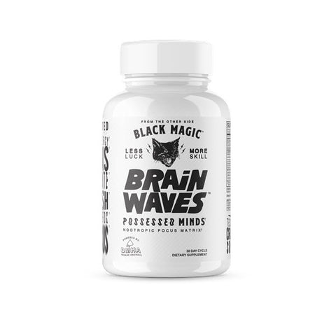 Image of Black Magic Supply - Brain Waves - 732Supplements.com