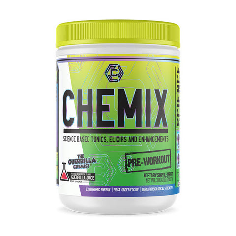 Chemix - Pre-Workout - 732Supplements.com
