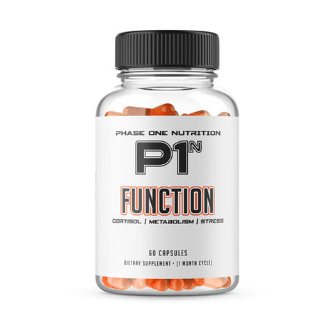 Phase One Nutrition – Function - 732Supplements.com