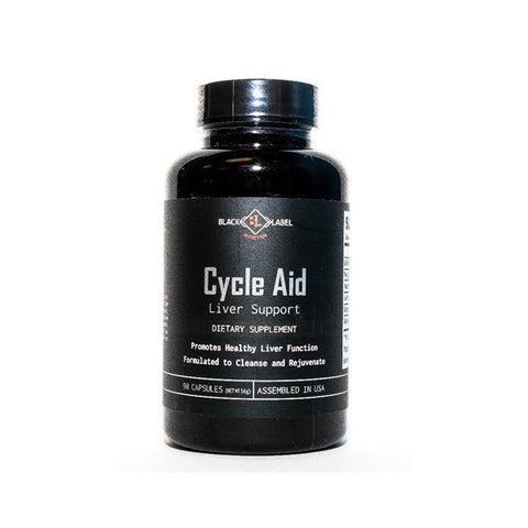 Black Label Nutrition - Cycle Aid - 732Supplements.com