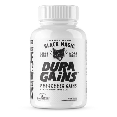 Black Magic Supply - Dura Gains *On Back Order* - 732Supplements.com
