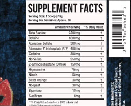 Image of Legendary Labs - Elektra - 732Supplements.com