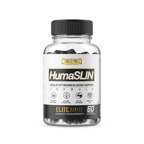 Image of Condemned Labz - HumaSlin - 732Supplements.com