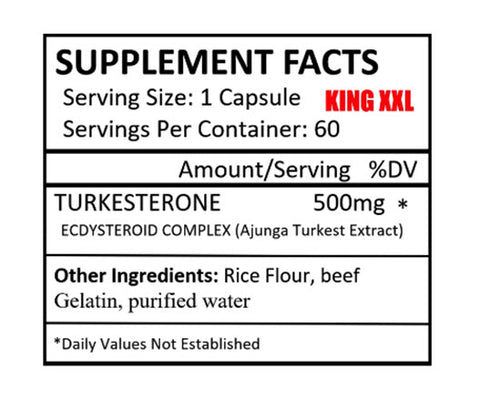 MedFit RX - King XXL - 732Supplements.com