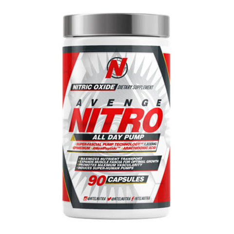 NTel Nutra - Avenge Nitro - 732Supplements.com