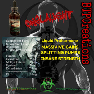 BTP Creations - Onslaught - 732Supplements.com