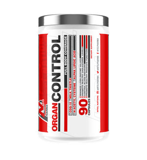 NTel Nutra - Organ Control - 732Supplements.com