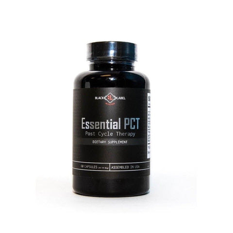 Black Label Nutrition - Essential PCT - 732Supplements.com