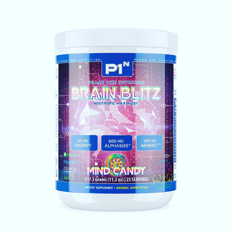 Image of Phase One Nutrition – Brain Blitz - 732Supplements.com