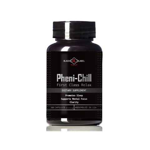 Black Label Nutrition - Pheni-Chill - 732Supplements.com