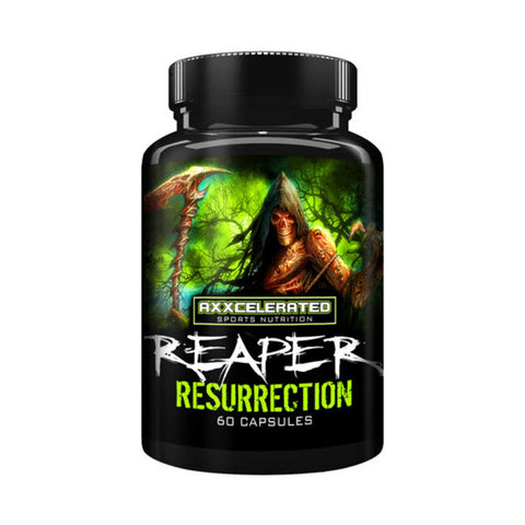 Image of Axxcelerated Sports Nutrition - Reaper DNA Resurrection - 732Supplements.com