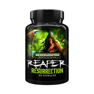 Axxcelerated Sports Nutrition - Reaper DNA Resurrection - 732Supplements.com