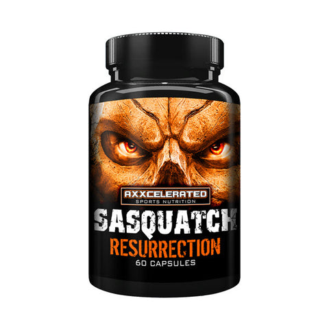 Axxcelerated Sports Nutrition - Sasquatch Resurrection - 732Supplements.com