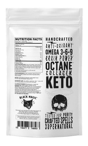 Image of Black Magic Supply - Skull Dust - 732Supplements.com