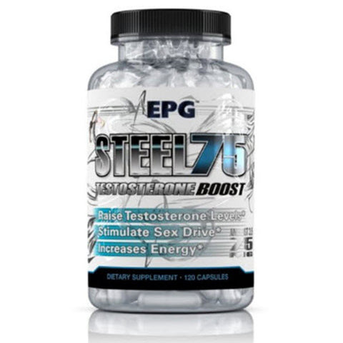 Image of EPG - Steel75 Testosterone Boost - 732Supplements.com