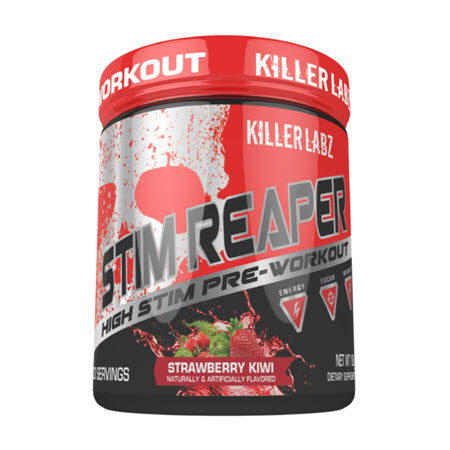 Killer Labz - Stim Reaper - 732Supplements.com