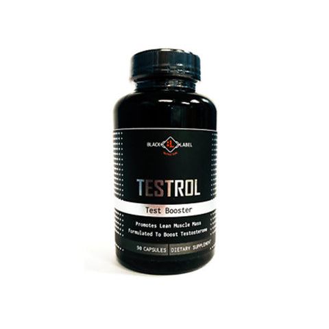 Black Label Nutrition - Testrol - 732Supplements.com