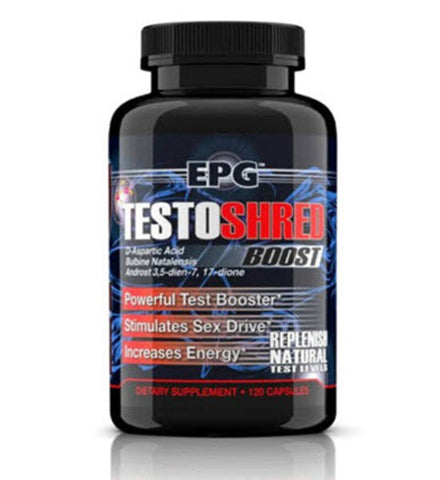 Image of EPG - TestoShred Boost - 732Supplements.com