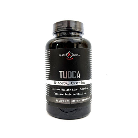 Black Label Nutrition - Tudca - 732Supplements.com