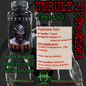 BTP Creations - Unruly - 732Supplements.com