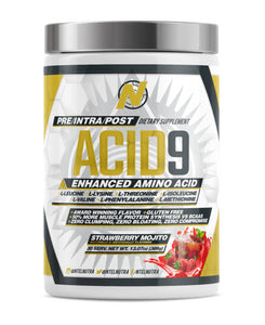 NTel Nutra - ACID9 - 732Supplements.com