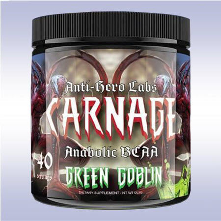 Anti-Hero Labs - Carnage - 732Supplements.com
