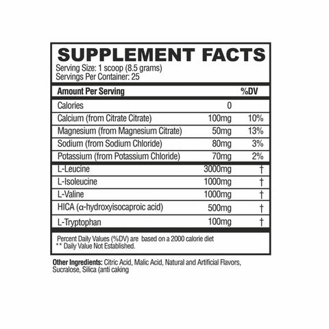 Condemned Labz - Confined BCAAs - 732Supplements.com