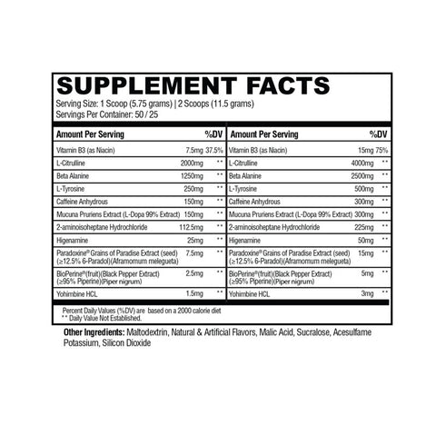 Image of Condemned Labz - Convict - 732Supplements.com