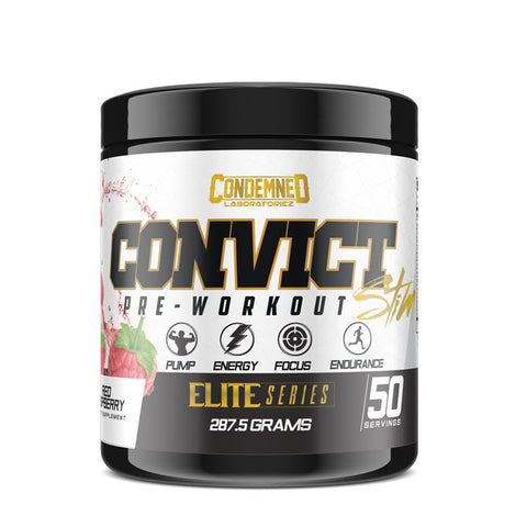 Condemned Labz - Convict - 732Supplements.com