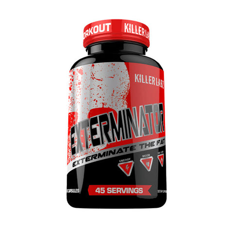 Killer Labz - Exterminator - 732Supplements.com